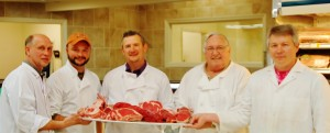 Meat Department Team