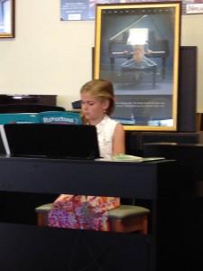 Laurens piano recital
