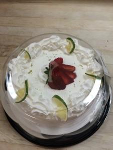 strawberry margarita cake