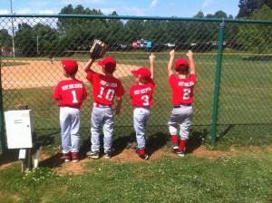 tyson baseball game