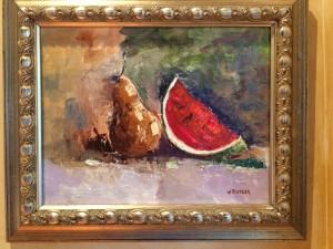 fruit painting warren butler