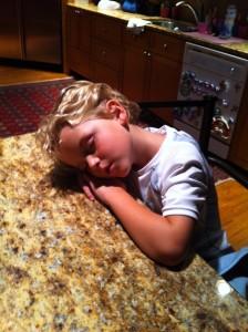 tyson tired