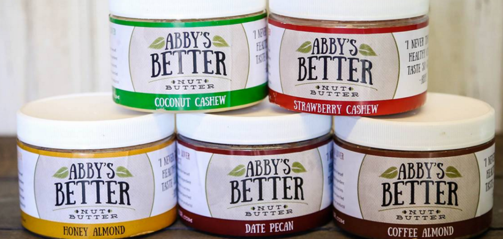 Abbys nut butter pic